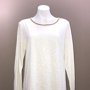 NWT TOMMY BAHAMA Long Sleeve Top Size XL